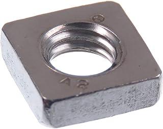 5//8-11-Inch Hard-to-Find Fastener 014973401306 Coarse Square Nuts 12-Piece