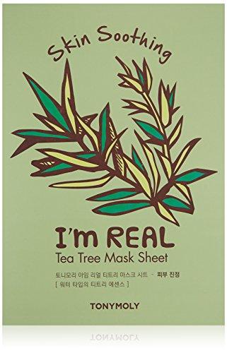 TONYMOLY I'm Real Tea Tree Sheet Mask
