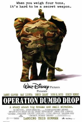 Operation Dumbo Drop Poster Movie 27 x 40 In - 69cm x 102cm Danny ...