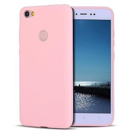 SpiritSun Funda Xiaomi Redmi Note 5A Soft TPU Silicona Handy ...