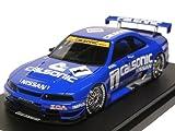EBBRO(エブロ) EBBRO(エブロ)・hpi(エイチピーアイ) CALSONIC Skyline GT-R (#1) 1996 JGTC Sendai