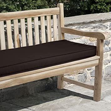 Amazon Com Sunbrella Outdoor Bench Cushion Size 48 X 19 Color