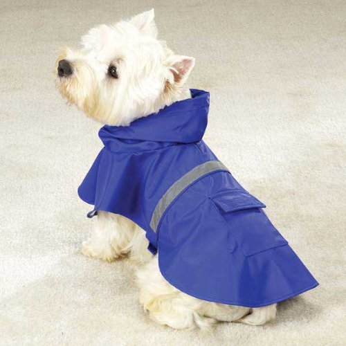 Guardian Gear Rain Jacket for Pets, Small, Pink (Pink Guardian Gear)