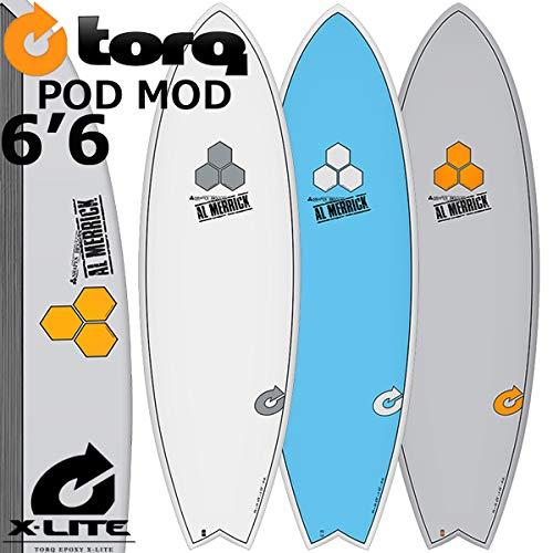 送料無料 TORQ SurfBoard トルク トルク 6'6 サーフボード POD MOD 6'6 PINLINE] [BLUE PINLINE] AL MERRICK アルメリックサーフボード B07CJPZKXG, スイムショップアクア:ec763a4f --- ciadaterra.com