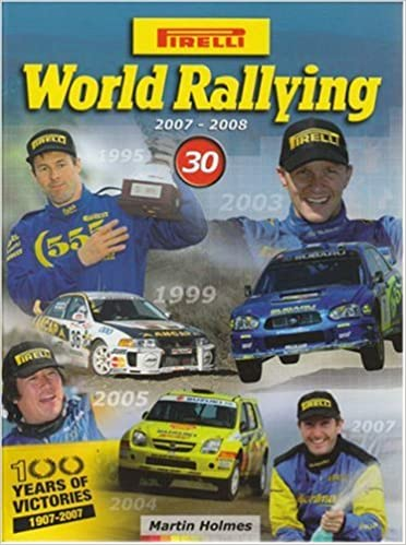 Descargar PDF Gratis Pirelli World Rallying: No. 30
