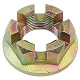 EMPI VW Zinc Stock Rear Axle Nut, 36mm, Bug, Buggy, Baja, Sand Rail, Each 16-2421