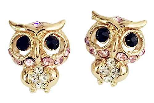 AnVei Nao Rhinestones Earrings Fashion Jewelry