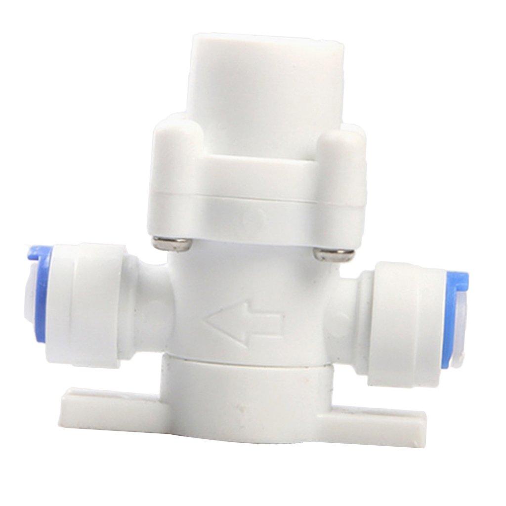 Wasserdruckminderer 1//4-Zoll Innengewinde Druckminderer Reduzierventile Wasserreiniger Zubeh/ör