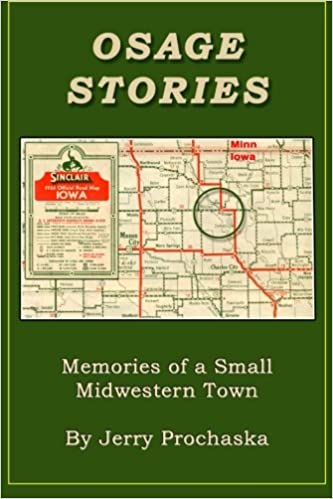 Read online Osage Stories: Memories of a Small Midwestern Town PDF