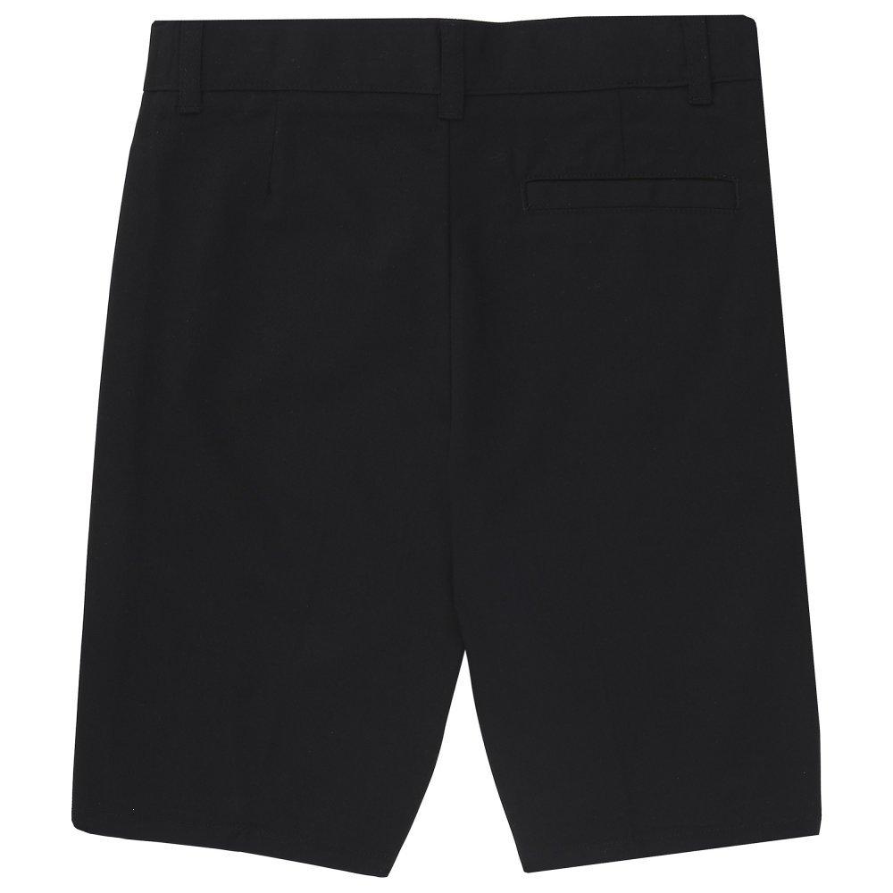 French Toast School Uniform Boys Flat Front Adjustable Waist Shorts