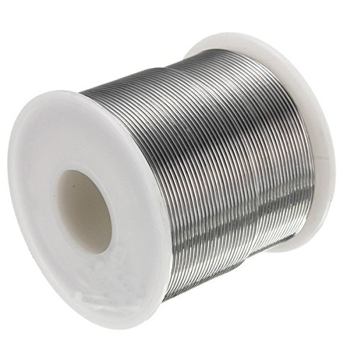 HITSAN 1mm 500g Rosin Core Solder 60/40 Tin Lead 2.0% Flux Soldering Welding Iron Wire One Piece from HITSAN