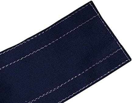 6FT Long, Blue Safcord Carpet Cord Covers 3 Wide