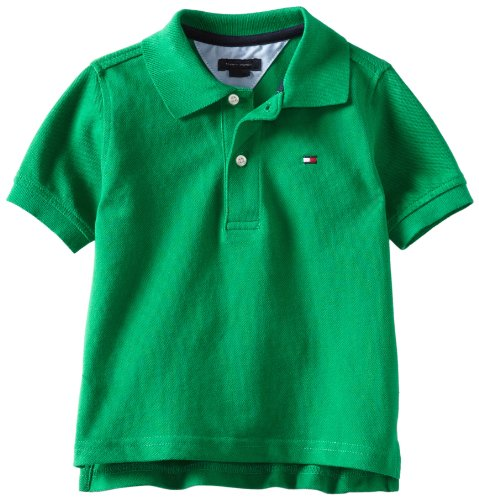 Tommy Hilfiger Toddler Boys' Short Sleeve Ivy Polo Shirt,...