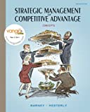 Strategic Management and Competitive Advantage, Jay B. Barney and William Hesterly, 013613520X