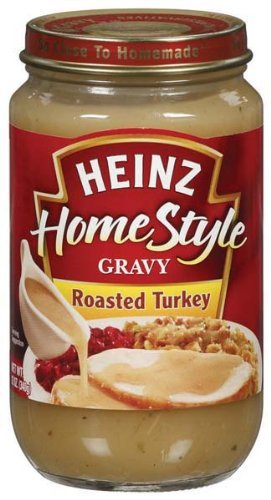 Heinz Home Style Roasted Turkey Gravy 12 Oz (Pack of 3)
