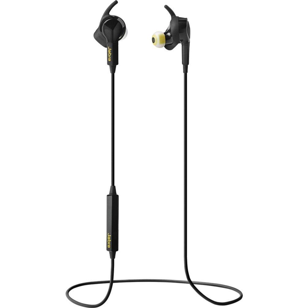 Jabra Sport Pulse Wireless Bluetooth Stereo Headphones Pace Earbuds Blue Electronics