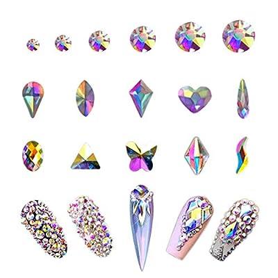 AB Crystal Rhinestones Set
