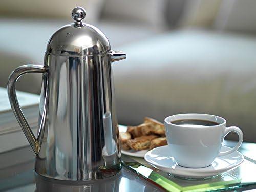 La Cafetiere - Cafetera de émbolo térmica (Acero Inoxidable ...