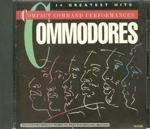 Commodores - CD Command Performances - Zortam Music