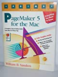PageMaker 5 for the Mac, William B. Sanders, 1559583932