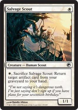 (Salvage Scout - Foil)