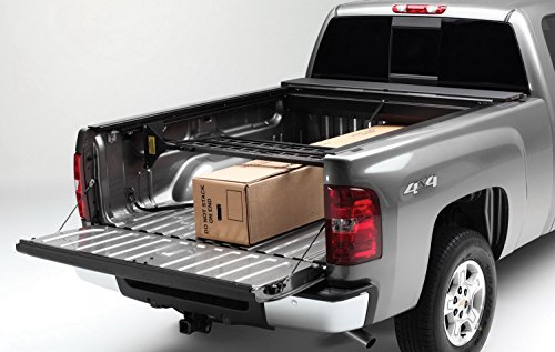 roll and lock truck bed cover - 5