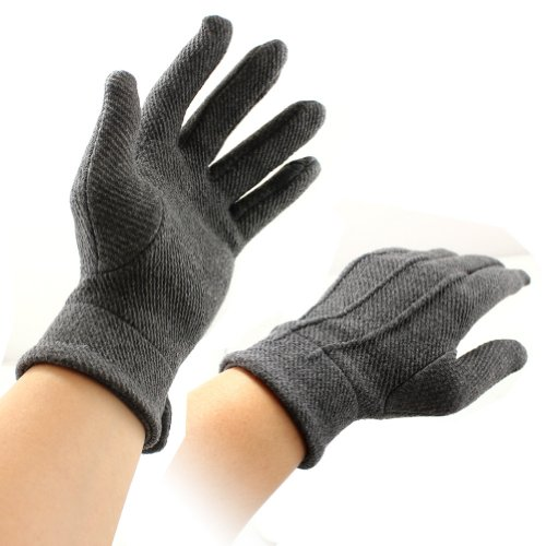 1pair(2pcs) Far Infrared Ray Magnetic Fiber Breathable Arthritis Gloves Blood by Elee
