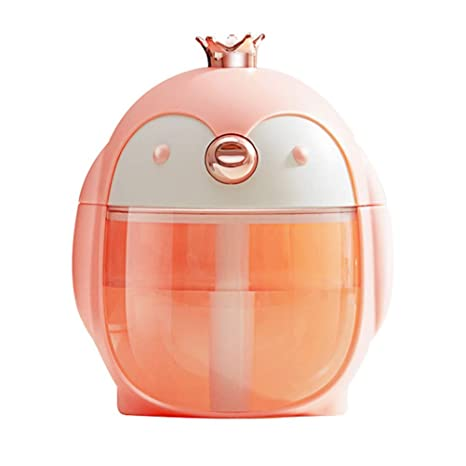 Aromatherapy Essential Oil Humidifier Protable Cute Penguin