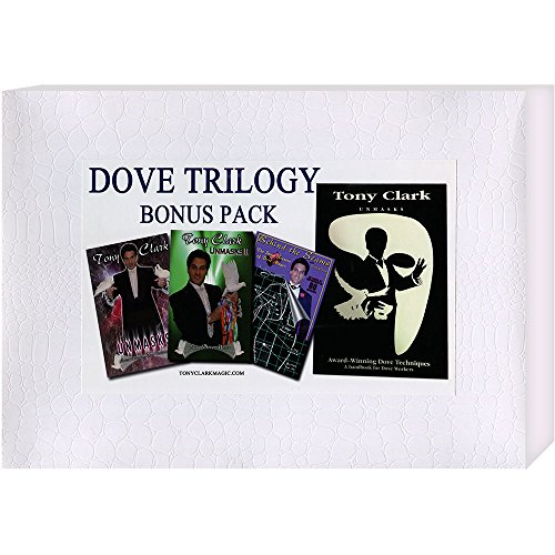 MMS Dove Trilogy Bonus Pack including Unmasks 1 and 2, Behind the Seams, and Dove Worker's Handbook by Tony Clark - DVD