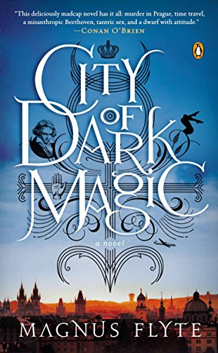 City of Dark Magic: A Novel by [Flyte, Magnus]