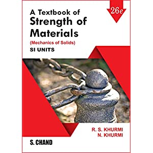 A Textbook of Strength of Materials (Mechanics of Solids)