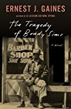 img - for The Tragedy of Brady Sims (Vintage Contemporaries) book / textbook / text book