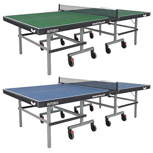 Butterfly Easyplay 22 Table Tennis Table – 3 Year Warranty – Quick Assembly – Heavy Duty – Net Included For Sale