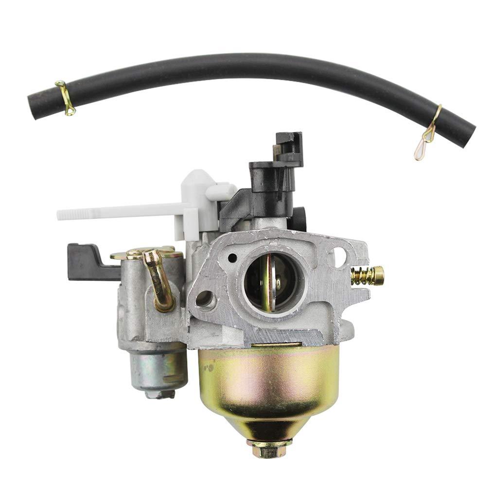 GOOFIT pour GX160 GX200 5.5hp moteur 16100-zh8-W61 w/Choke Levier