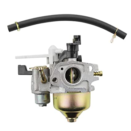 GOOFIT Carburador Minimoto, 19, 2 Tiempos para GX120 GX160 5.5HP 6.5HP GX200 GX240 8HP GX270 9HP GX340 GX390 Pit Bike ATV Quad Ciclomotor Scooter ...