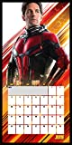 Antman and The Wasp Official 2019 Calendar - Square Wall Calendar Format