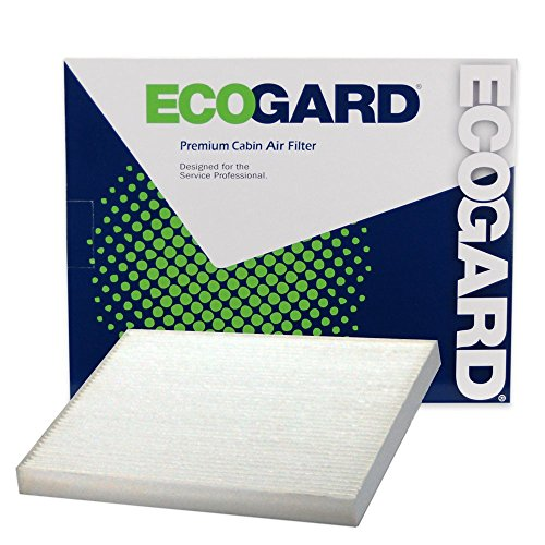 - ECOGARD XC35491 Premium Cabin Air Filter Fits Toyota Corolla, Matrix