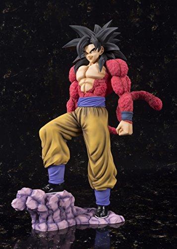 Bandai Tamashii Nations Figuarts Zero Ex Super Saiyan 4 Son Goku