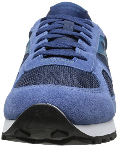 Saucony Baskets Shadow Bleu homme Men mode Original rPrwqtU