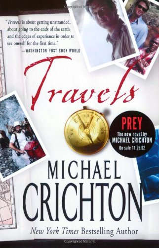 Travels Vintage Departures Michael Crichton product image