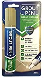 Large Grout Pen Beige - Revives & Restores Stained Tile Grout Leaving a Clean Fresh Look by Rainbow Chalk Markers