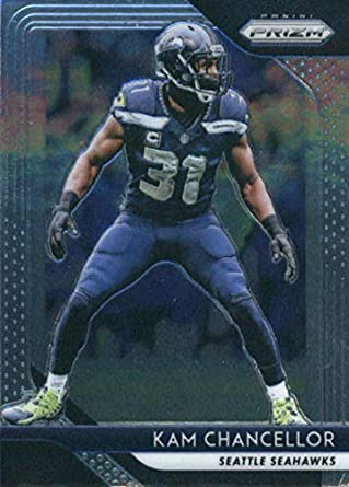1f0c8112 Amazon.com: 2018 Panini Prizm #22 Kam Chancellor Seattle Seahawks ...