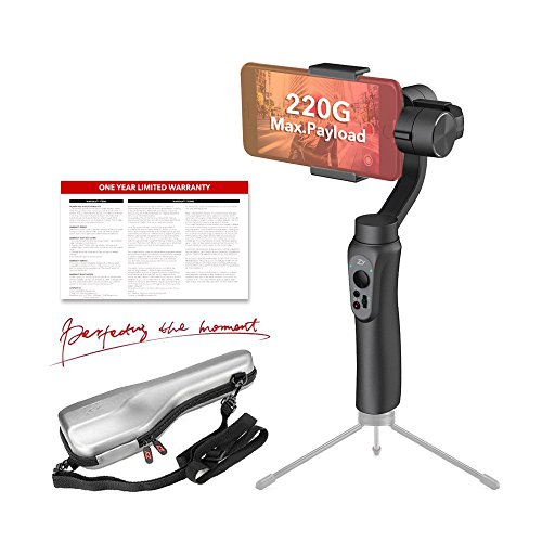 Cheap Stabilizers Zhiyun Smooth-Q 3-Axis Handheld Gimbal Stabilizer for Smartphone up to 220g or..