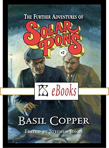The Further Adventures of Solar Pons (2)