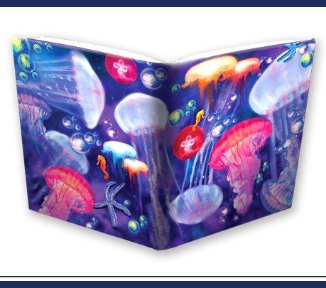 Extreme Book Sox - Jumbo Jellyfish