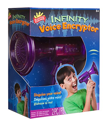 Scientific Explorer Infinity Voice Encryptor -