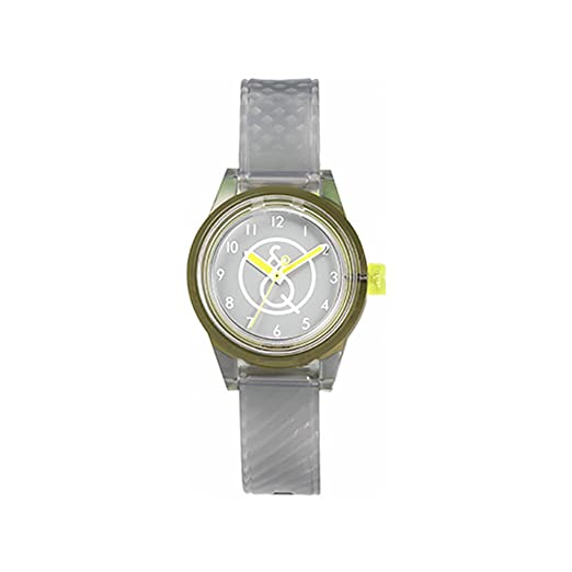 Reloj Q&Q SmileSolar mini series 002 sumergible y ecológico RP01J009Y