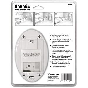Striker Hand Tools 00-108 Parking Attendant Garage Parking Sensor