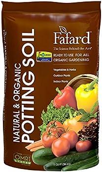 Fafard Natural & Organic Potting Soil