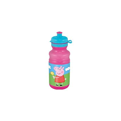PEPPA PIG - Botella sport de plastico value 500 ml peppa pig (12/24